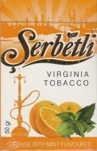 Serbetli 50 г - Orange with mint