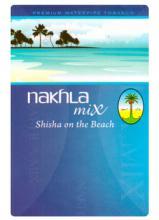 Nakhla Mix 50г - Shisha on the beach (Кальян на пляже)