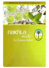 Nakhla Mix 50г - Lemon + Mint (Лимон + Мята)