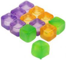 Холод для колбы, кубики