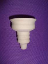 Чаша белая глина АПГ внутр.