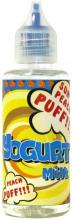 Е-жидкость YOGURT Milk Peach (Персик) 3 мг/50 мл