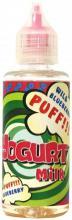 Е-жидкость YOGURT Milk Blueberry (Черника) 3 мг/50 мл