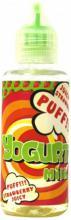 Е-жидкость YOGURT Milk Strawberry (Клубника) 3 мг/50 мл