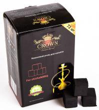Уголь - Краун (Crown) 72 шт - 1 кг