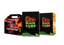 Уголь - Black Cube Premium 72 куб 1кг