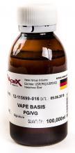 Основа Vapex Vape Basis 75/25 VGPG 18мг/100мл
