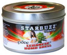 Starbuzz 250г - Lebanese Bomb Shell