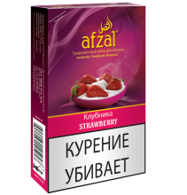 Afzal 50г -  Strawberry (Клубника)