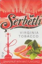 Serbetli 50 г - Grapefruit mint