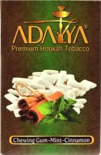 Adalya 50 г - Chewing Gum-Mint-Cinnamon