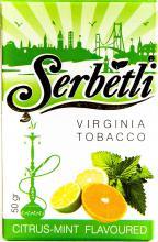 Serbetli 50 г - Mint with Citrus