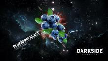 Dark Side Soft 100 г - Blueberryblast