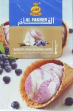 Al Fakher 50г - Голубика- Ванильное мороженное