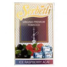 Serbetli 50 г - Ice Rasberry Acai