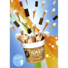 Табак D-gastro 50 г - Шоколадное мороженое